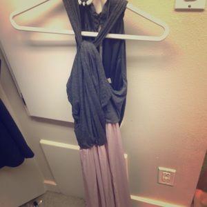 NWT LOFT Midi Dress